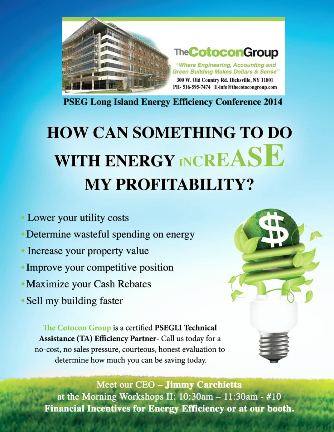 PSEG Energy Efficiency Conference Program Book